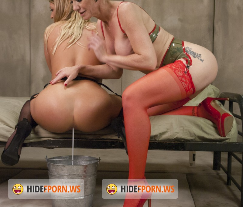 EverythingButt.com/Kink.com - Simone Sonay, Jenna Ashley - Simone Sonay is making an Army of Anal Soldiers and needs Jenna Ashleys ASS [HD]