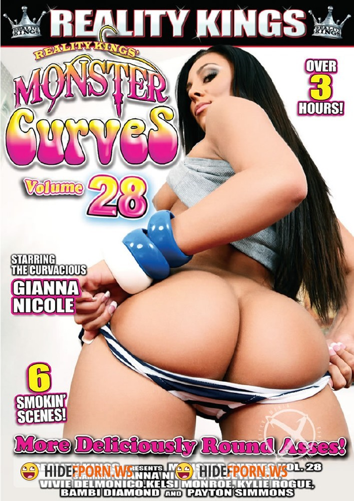 Monster Curves 28 [DVDRip]