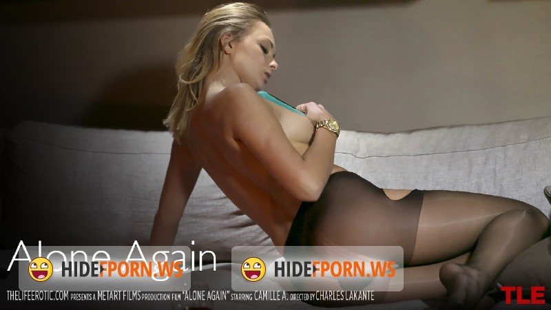 TheLifeErotic.com - Camille A - Alone Again [FullHD 1080p]