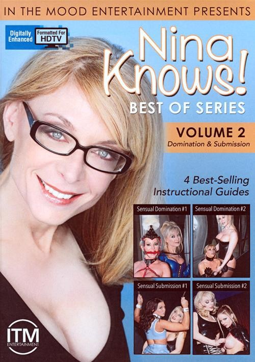 Nina Knows! Best Of Series 2: Domination and Submission [DVDRip]