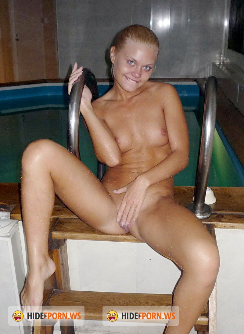 PrivateSexTapes.com - Melena - Amateurs Nude In The Sauna