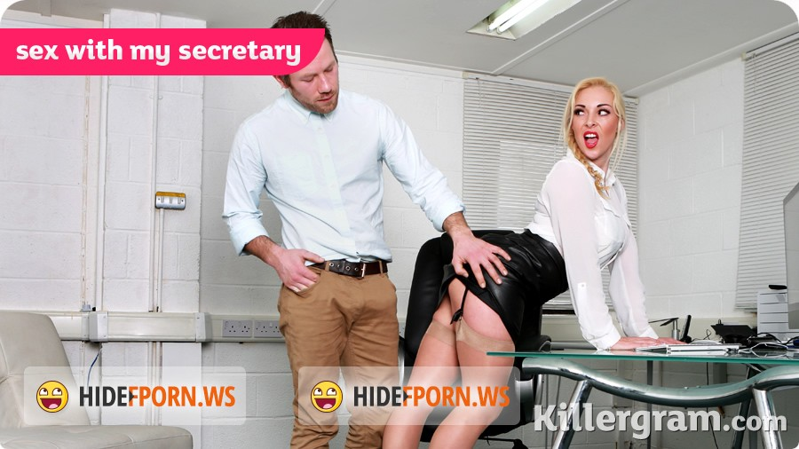 CumIntoMyOffice.com/Killergram.com: Victoria Summers - Sex With My Secretary [HD]
