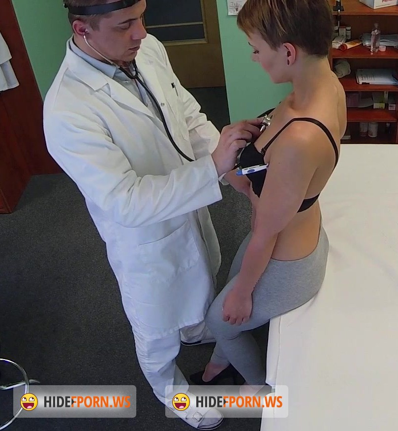 FakeHospital.com: FakeHospital E147 - Short Haired Hottie Has No Insurance But Has A Very Tight Pussy [FullHD]