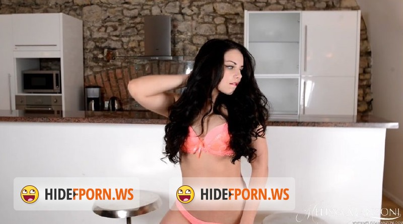 MelissaManzoni.com - Melissa - Peach Topping [FullHD 1080p]
