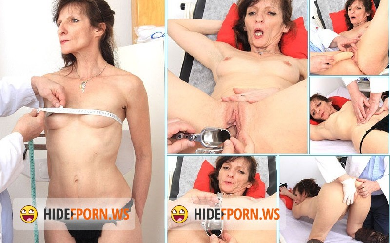 Oldpussyexam.com - Andula - 47 years woman gyno exam [HD 720p]