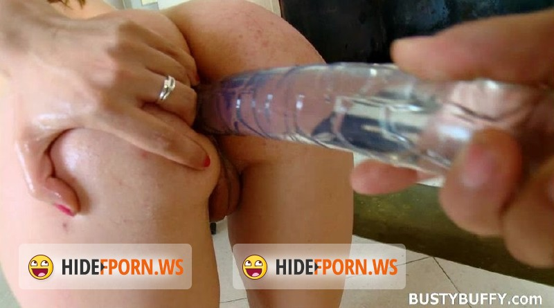 BustyBuffy.com - Lucie Wilde - Anal Toy [SD 540p]