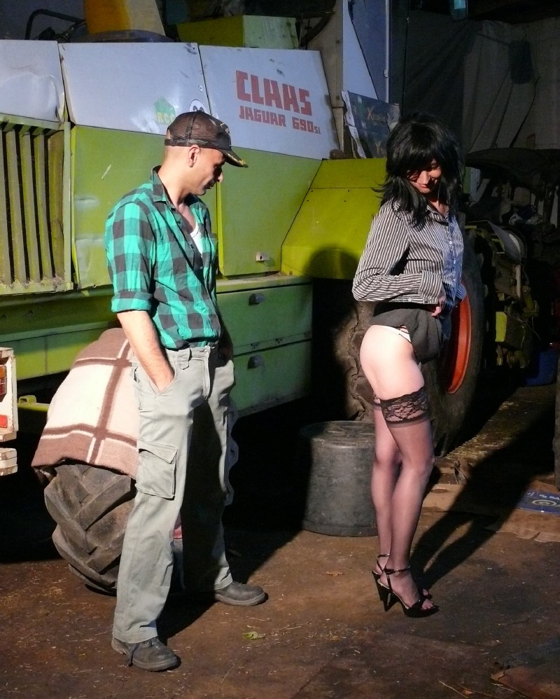 MMVFilms.com - Hardcore - Banging On The Tractor [FullHD 1080p]