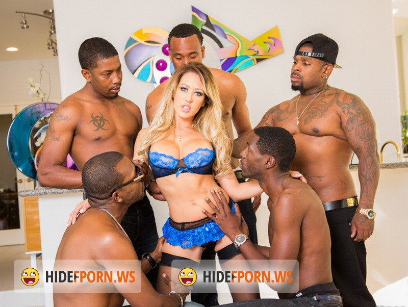 Julesjordan.com - Capri Cavanni - Gets Sucked Into A Black Hole Gang Bang! [FullHD 1080p]