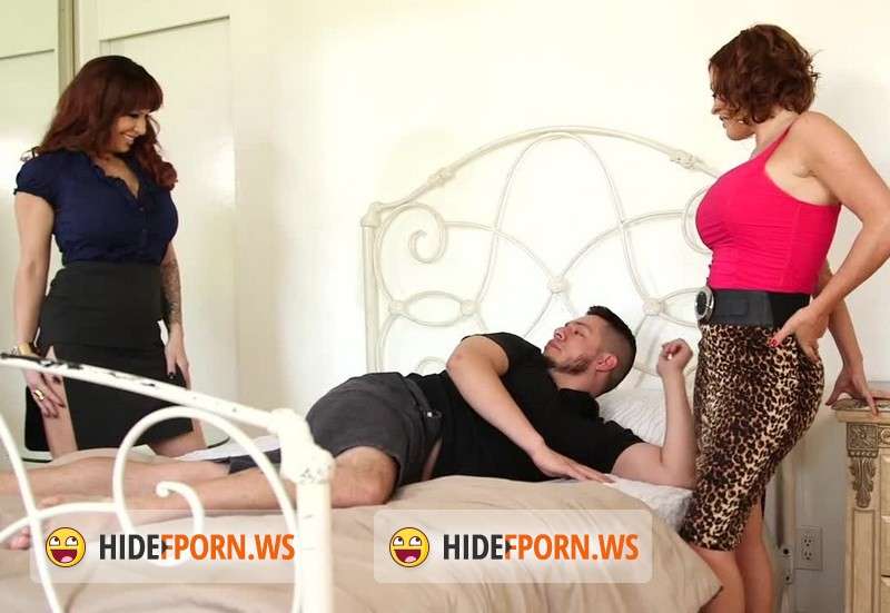 Ztod.com/Thirdmovies.com - Krissy Lynn, Alyssa Lynn - Are Cougar Step Sisters Looking For A Fuck [FullHD 1080p]