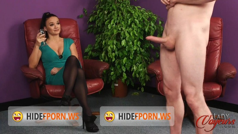 LadyVoyeurs.com - Natahlia Blue - Erections Not Allowed [FullHD 1080p]