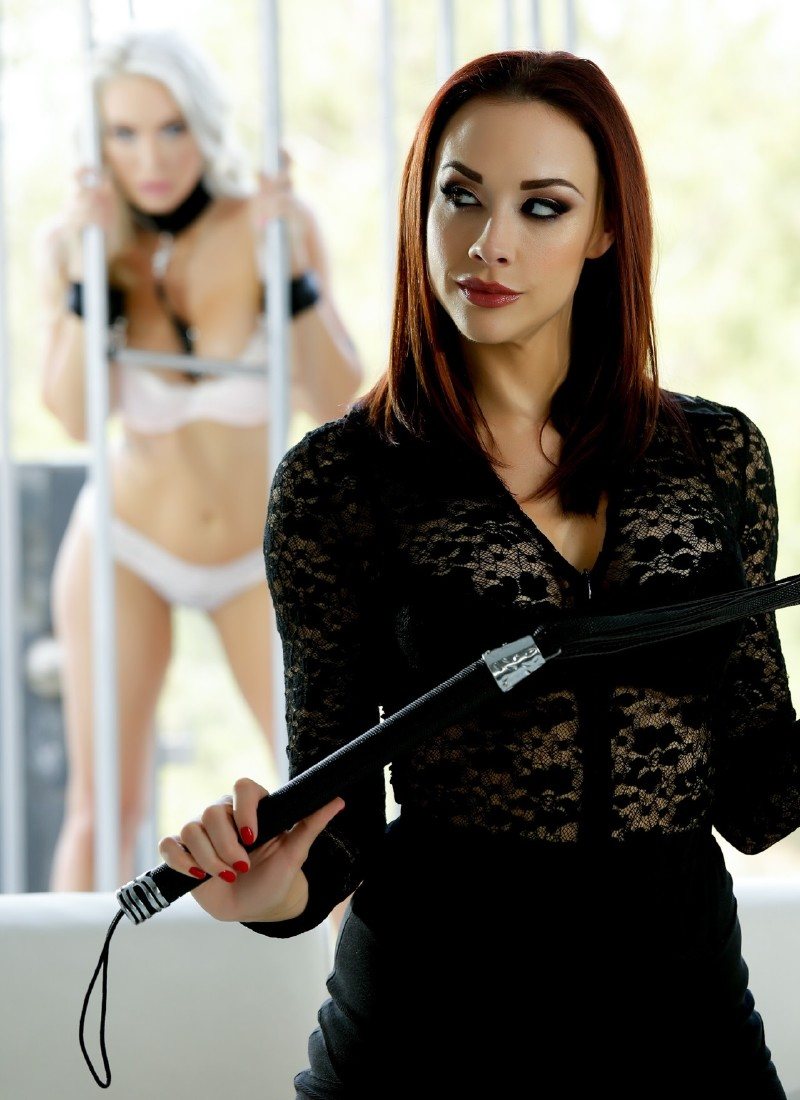 DevilsFilm.com - Chanel Preston, Savannah Snow - Twisted Fantasies - Daydreams, Scene 4 [SD]