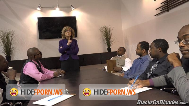 BlacksOnBlondes.com/DogFartNetwork.com - Nina Hartley - Hillary Earns The Black Votes Second Appearance [FullHD 1080p]