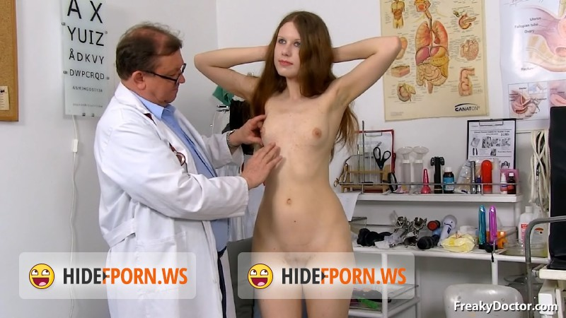 ExclusiveClub.com/FreakyDoctor.com - Anabella - 19 years girls gyno exam [HD 720p]
