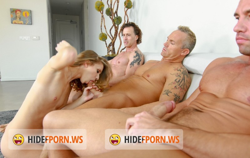MyVeryFirstTime.com - Rachel James - Rachel's First Gangbang [HD]