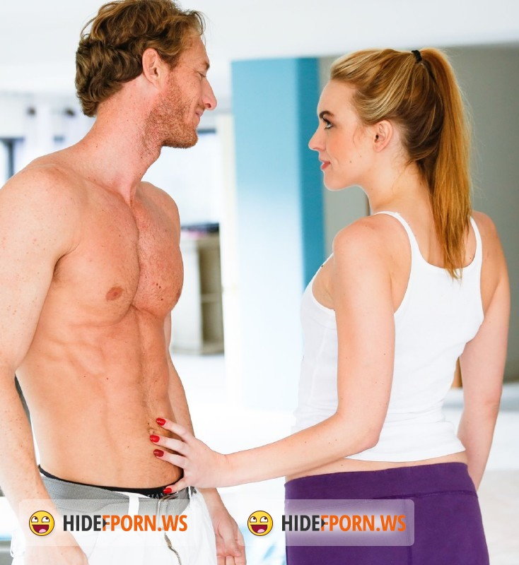 AllGirlMassage.com/FantasyMassage.com - Keira Nicole, Ryan McLane - He Hurt His Back [FullHD]