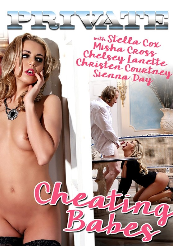 Private Specials 110 - Cheating Babes [2015/WEBRip 404p]