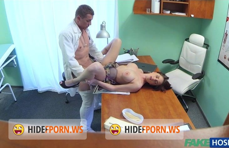 FakeHospital.com - Anabelle - Busty Beauty Needs Doctor To Keep Her Contraceptive Prescription Secret FakeHospital E151 [SD 480p]