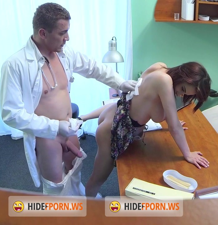 FakeHospital.com: Anabelle - FakeHospital E151: Busty beauty needs doctor to keep her contraceptive prescription secret [HD]