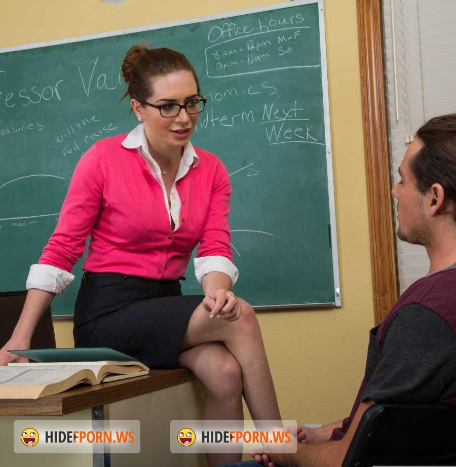 MyFirstSexTeacher.com/NaughtyAmerica.com: Veronica Vain - My First Sex Teacher [SD]