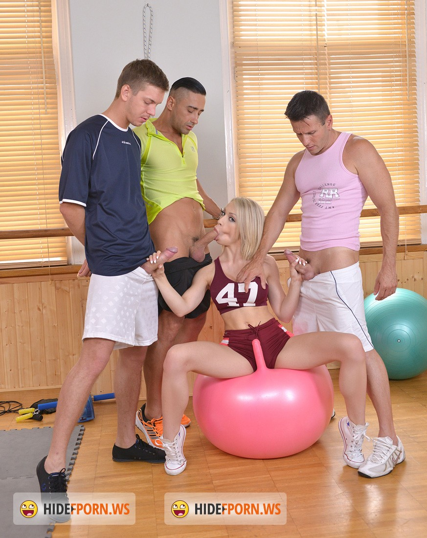 FuckinHD.com - Chessie Kay - Meat For Their Trainer [HD 720p]
