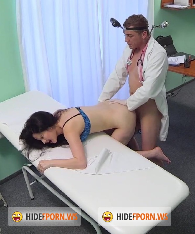 FakeHospital.com - Vanessa Doctor Prescribes His Cock To Help Relieve Sexy Patients Back Pain - FakeTaxi E152 [FullHD]