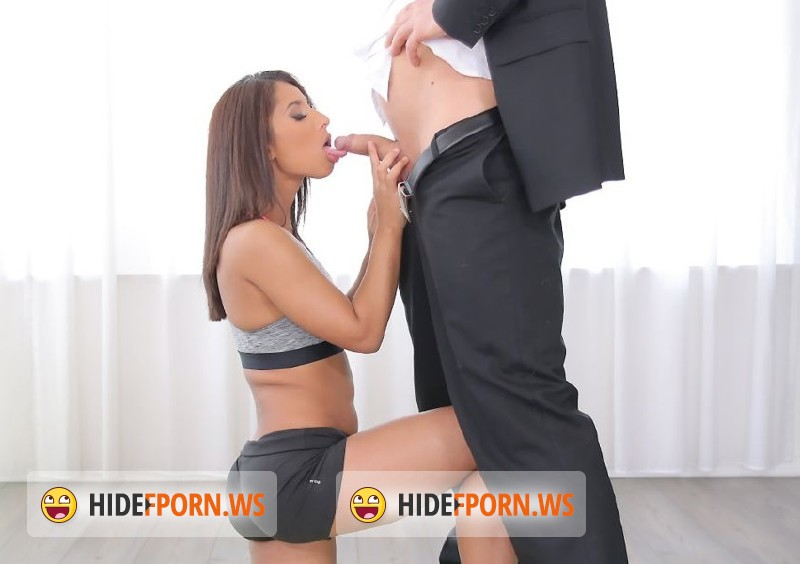 18Yoga.com - Ria Rodriguez - My Petite Flexible Latina [HD 720p]