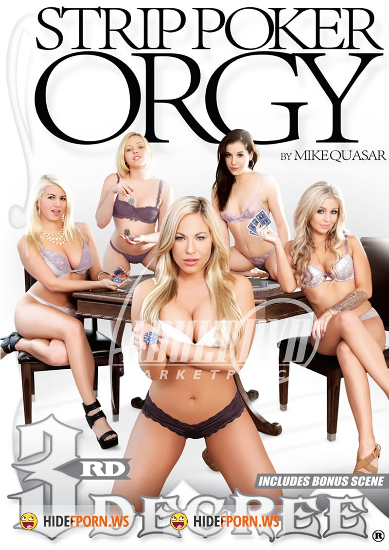 Strip Poker Orgy [2015/WEBRip 720p]
