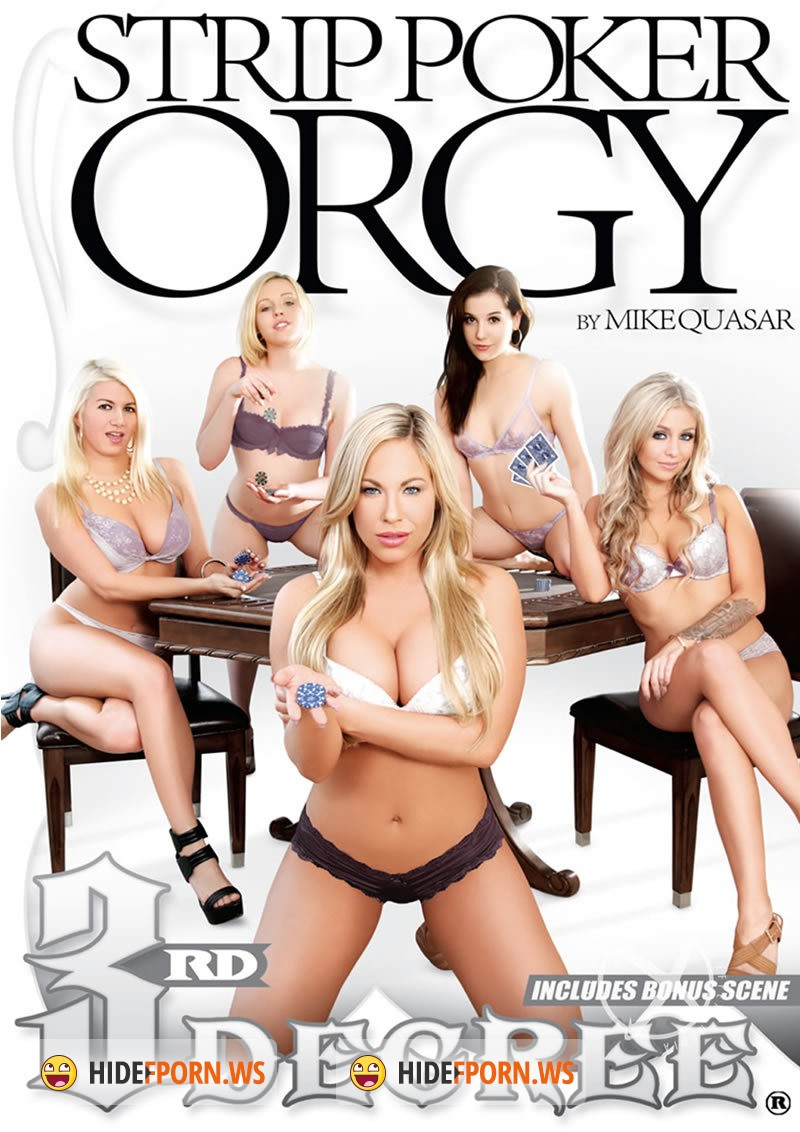 Strip Poker Orgy [2015/WEBRip 1080p]