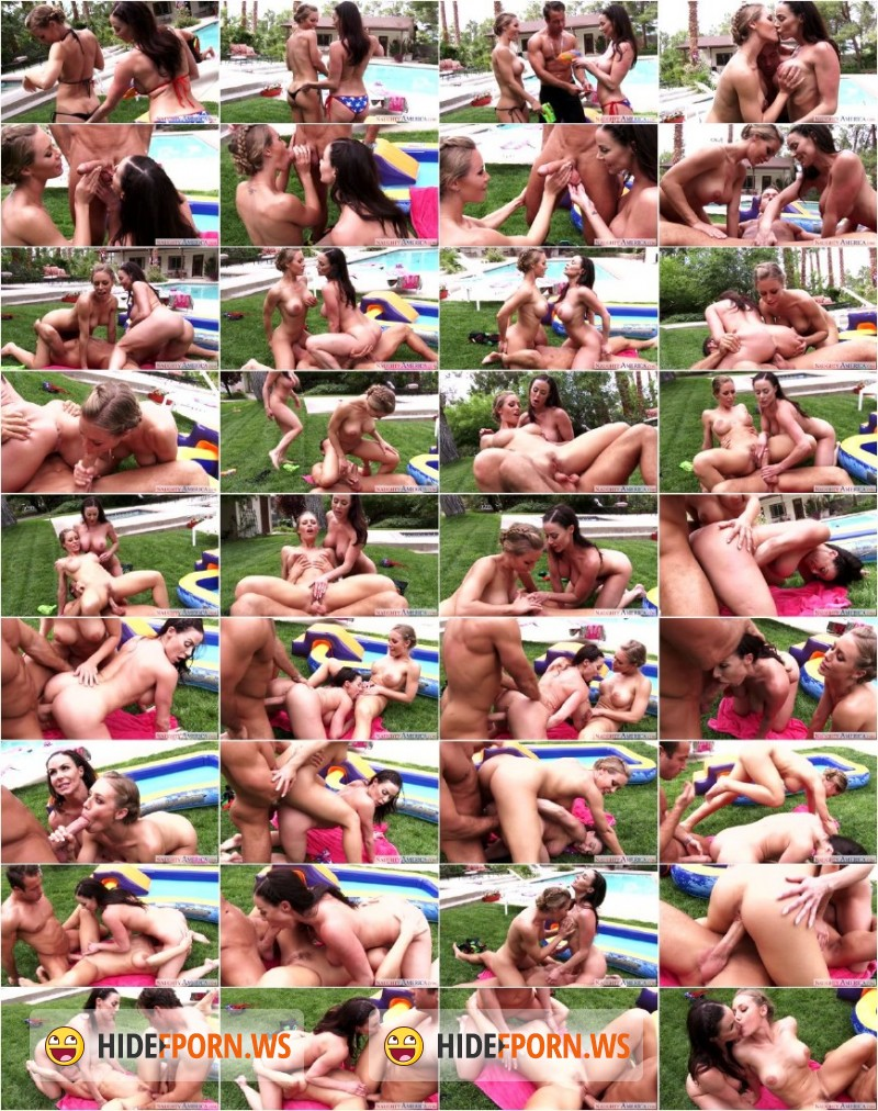 2ChicksSameTime.com/NaughtyAmerica.com - Nicole Aniston, Kendra Lust - 2 Chicks Same Time [HD]