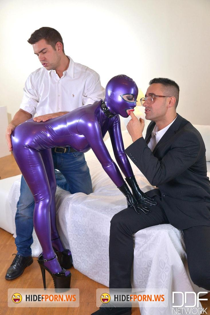 Latex Lucy - Latex Spanking Therapy, Part 1 [FullHD]