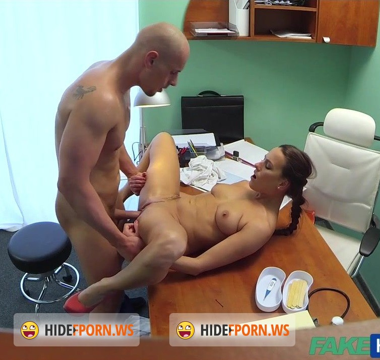 FakeHospital.com - Amateurs - Hot nurse prescribes fucking for muscle enhancement Fake Hospital E153 [HD 720p]