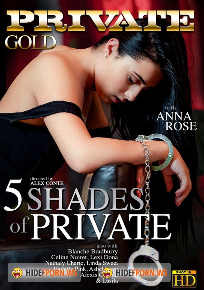 Private Gold 192 - 5 Shades of Private [2015/WEBRip 1080p]