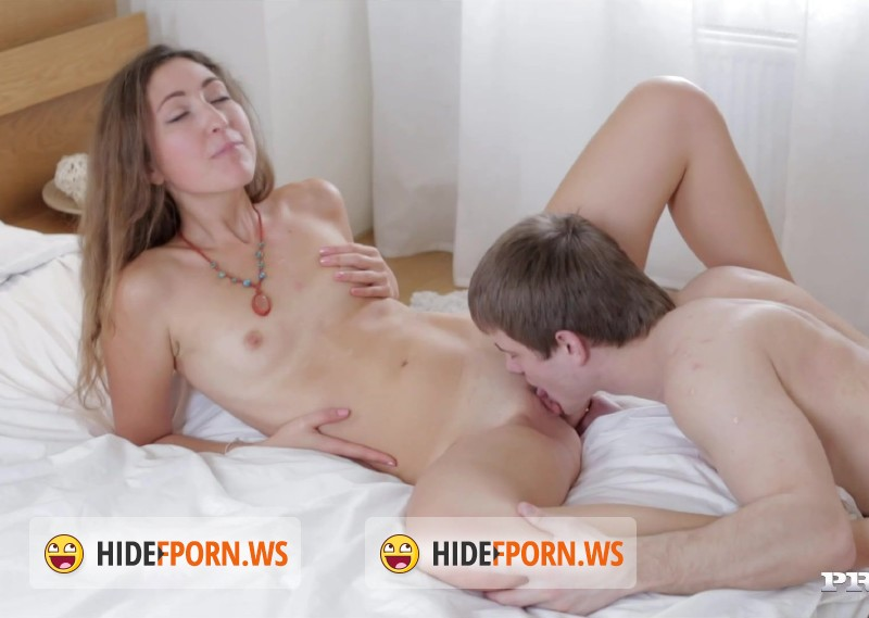 RussianTeenAss.com/Private.com - Helena - Fresh Young Helena Gets A Pussy Creampie From Her Man [FullHD 1080p]