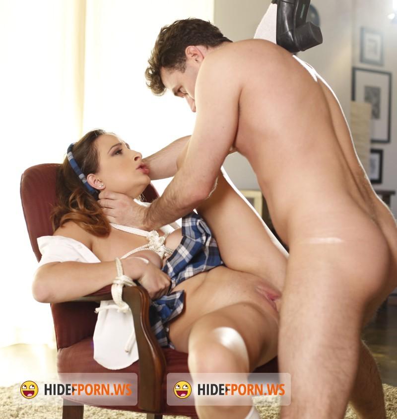 NewSensations.com - Ashley Adams, James Deen - Schoolgirl Bound [HD]