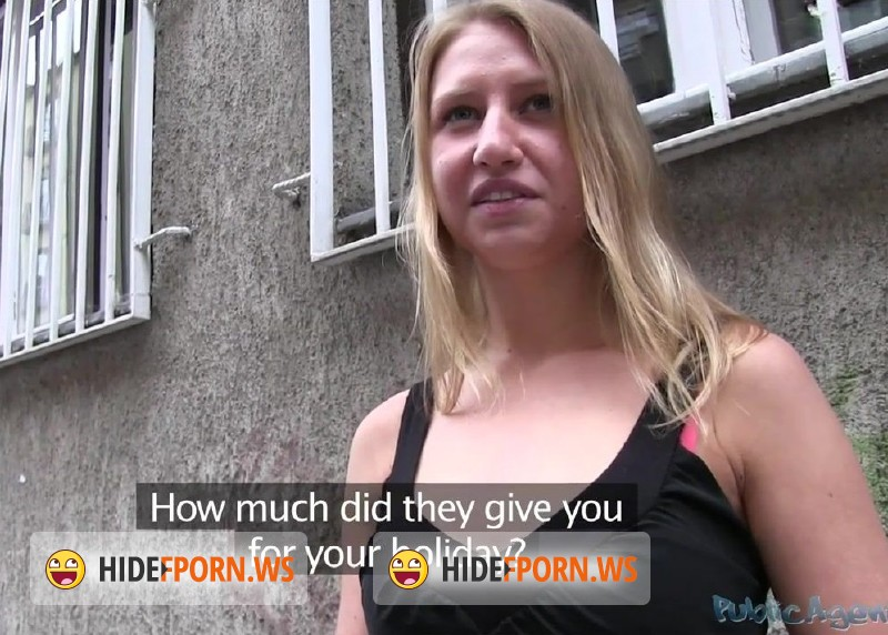 PublicAgent.com - Amateurs - Nervous Russian Accepts Cash For Sex From Stranger PublicAgent E300 [HD 720p]