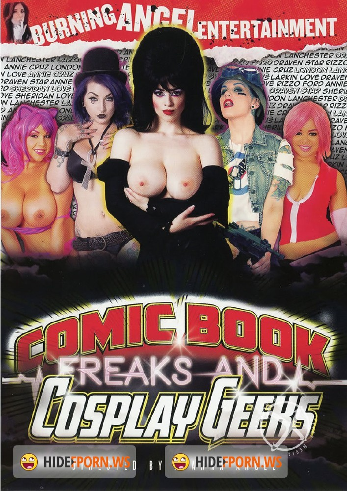 Cosmic Book Freaks and Coldplay Geeks [DVDRip]