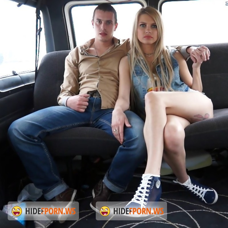 FuckinVan.com/CumLouder.com - Karina Grand - A Couple Of Tourists In The FuckinVan [HD]