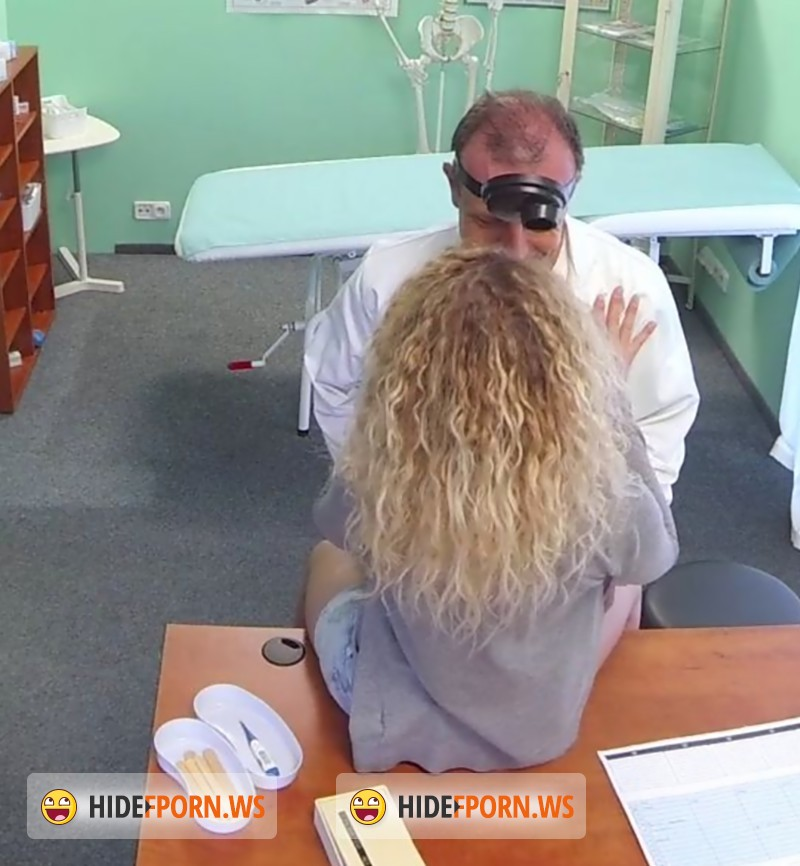 FakeHospital.com - Fake Hospital E155 - Triple Cumshot From Doctor When His Mistress Visits His Office [FullHD]