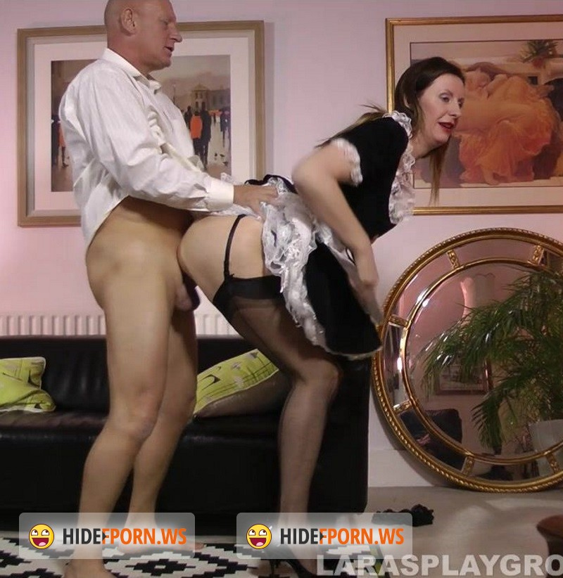 - Lara Latex - French Maid Gets Fucked [SD 540p]