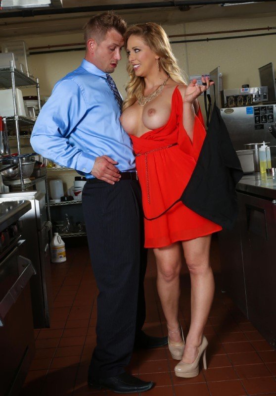 Digitalplayground.com - Cherie Deville - Wheres My Meatballs? [HD]