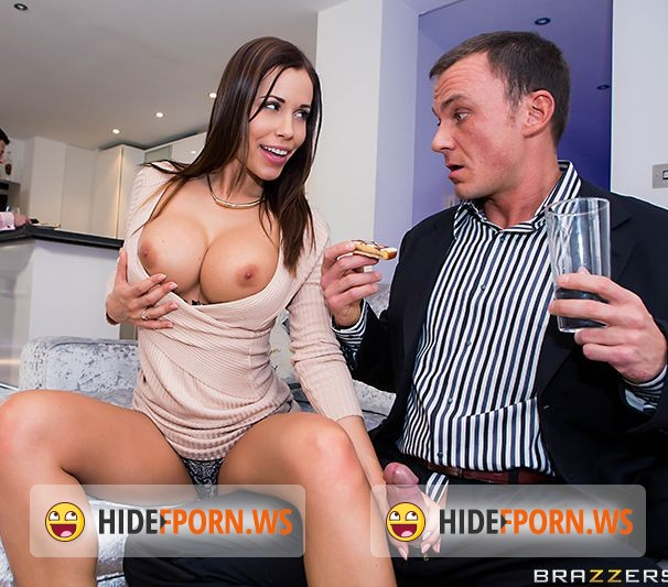 RealWifeStories.com/BraZZers.com - Satin Bloom - My Horrible Boss Wife [FullHD]
