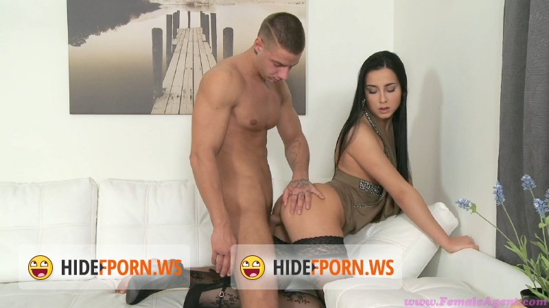 FemaleAgent.com - Anna Rose, Maximus - Maximus Horny Studs Cock Causes Him Problems During Sexy Casting, FemaleAgent E305 [HD 720p]