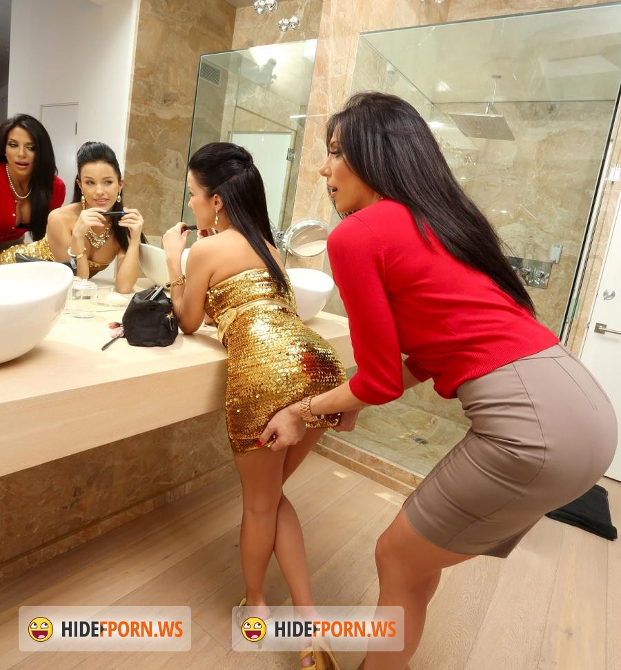 MomsBangTeens.com/RealityKings.com: Jaclyn Taylor, Megan Rain - This is how to do it [SD]