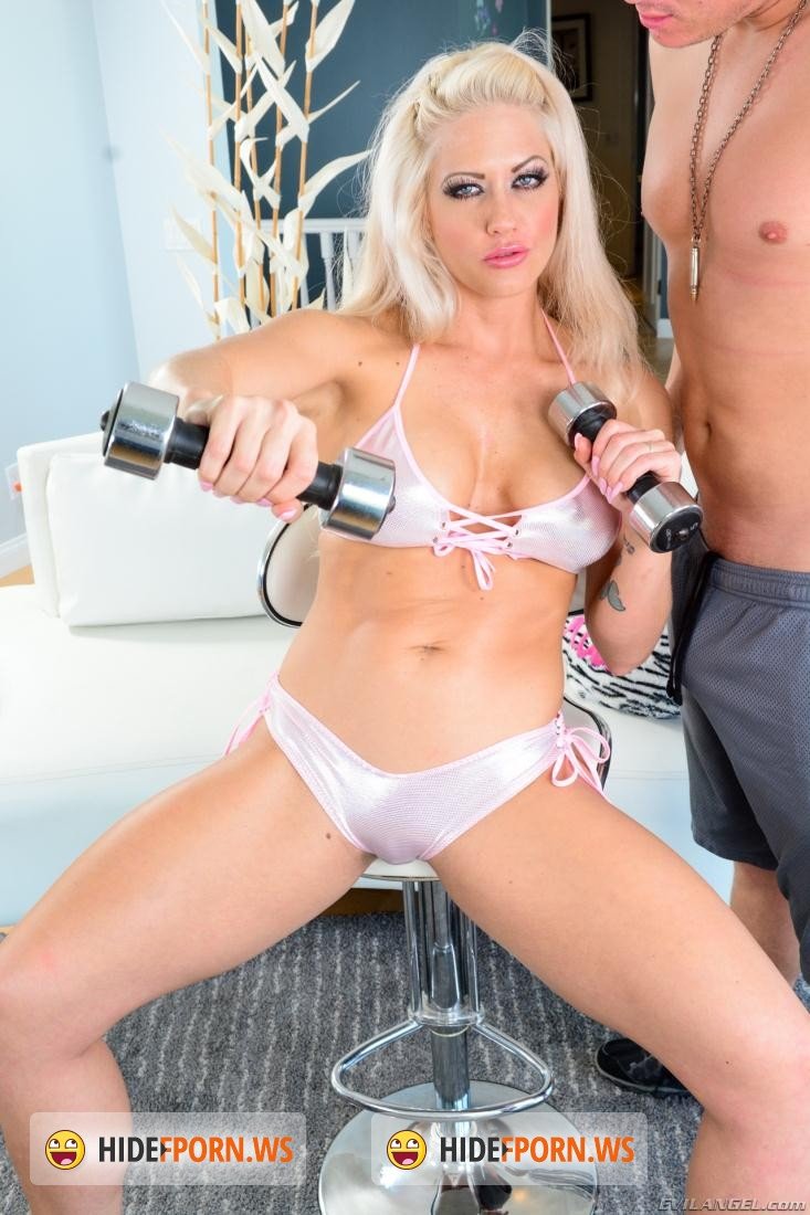 EvilAngel.com: Holly Heart - Mommys Back! 2, Scene 4 [SD]