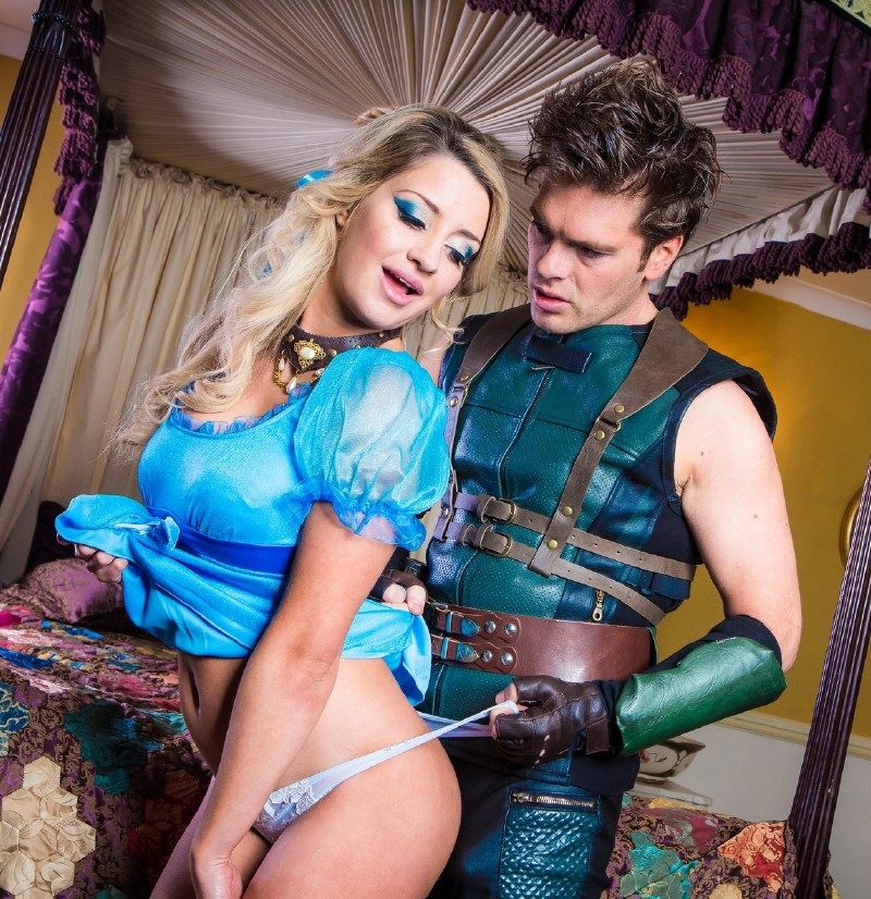 DigitalPlayground.com - Sienna Day - League of Frankenstein - Episode 1 - Pan [SD]