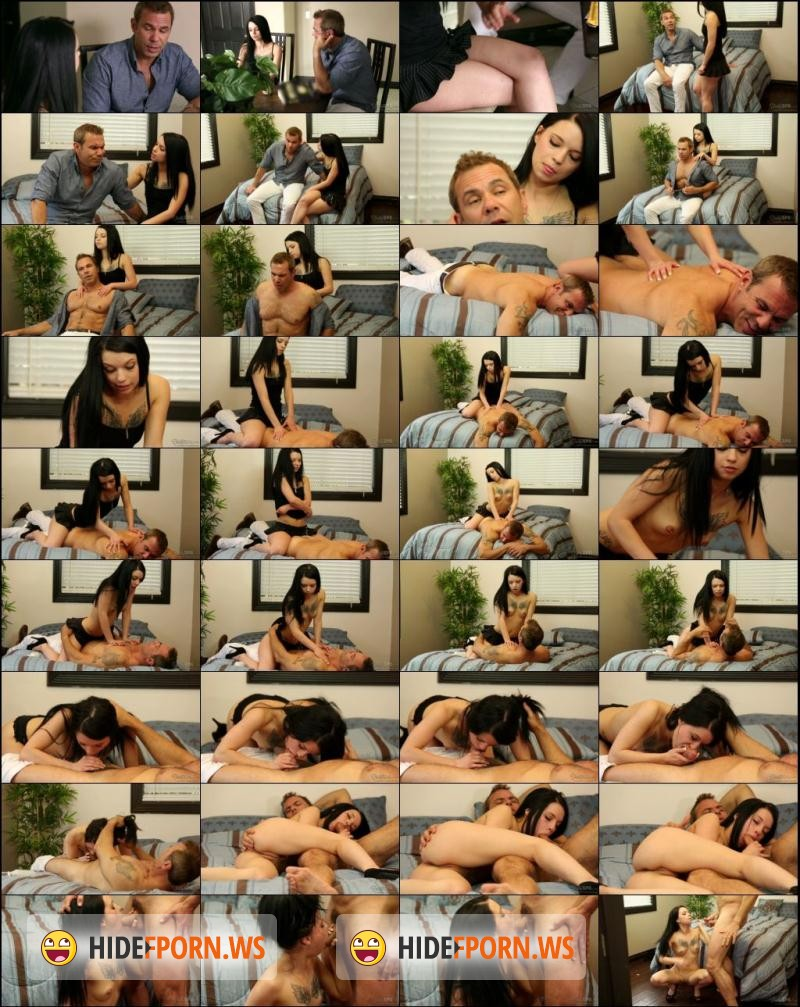 TrickySpa.com/FantasyMassage.com: Natalia Heart - My Frisky Daughter In-Law [HD 720p]