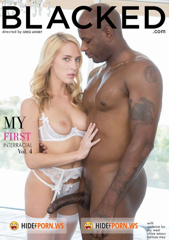 My First Interracial 4 [2015/WEBRip 1080p]