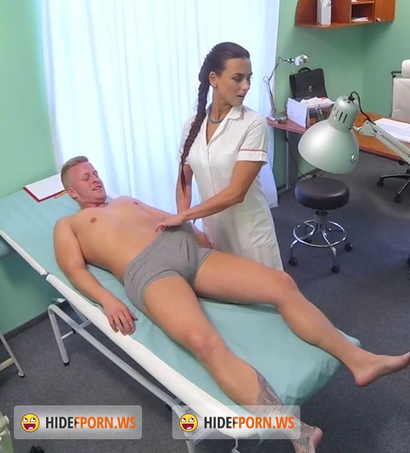 FakeHospital.com - Fake Hospital E162 - Sexy Nurse Gets A Mouthful Of Cum In The Doctors Office [FullHD]