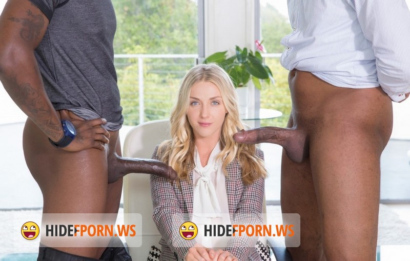 Blacked.com - Karla Kush - Interracial Threesomes [SD 480p]