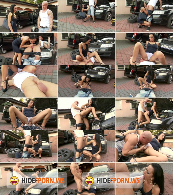 - Inga Devil - Angry MILF Gets Fucked On Her New Car [SD 540p]